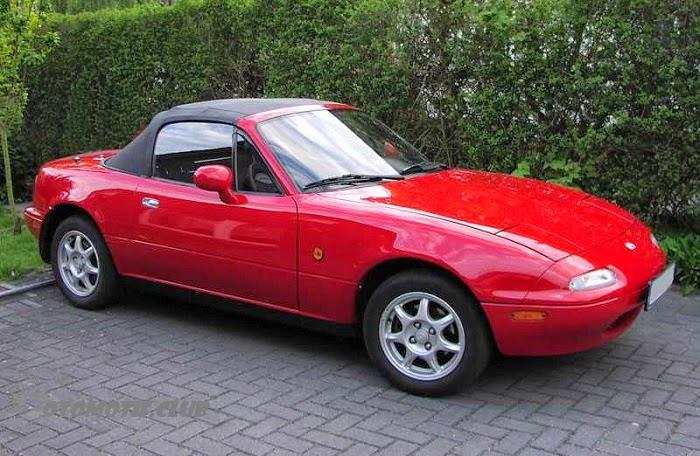 Gambar Mazda MX-5
