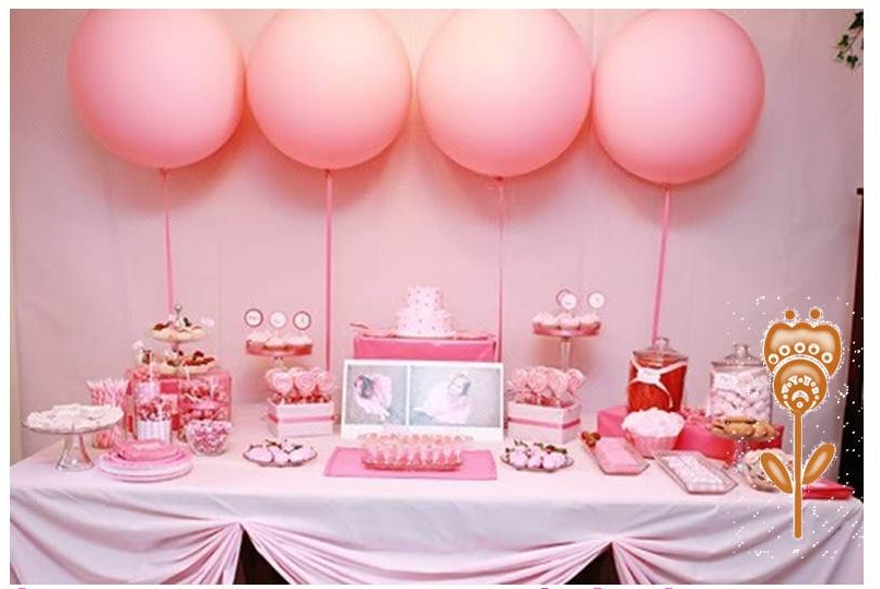 Dulce Detalle Eventos: Decoracion de Baby Shower
