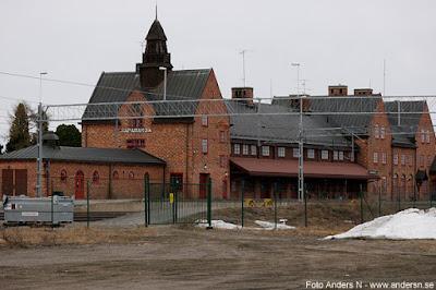 Haparanda Station, Järnvägsstation