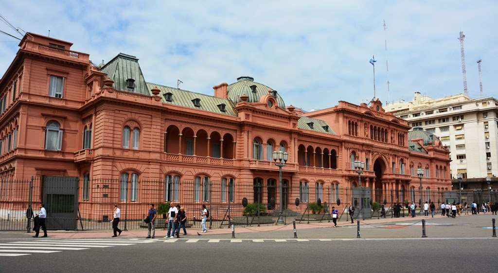Buenos Aires Presidential Palace