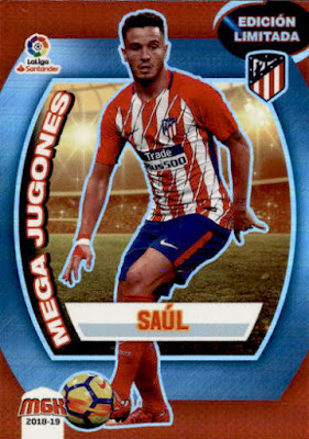 N°264 JOSE CARLOS FERNANDEZ # ESPANA RAYO VALLECANO CARD PANINI MGK LIGA 2014