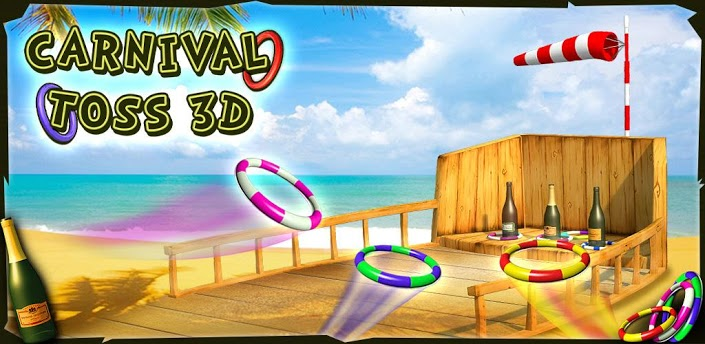 Portada+Descargar+Carnival+Toss+3D+Mod+Modificado+v1.1+.apk+APK+1.1