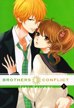 Brothers Conflict feat. Natsume Manga