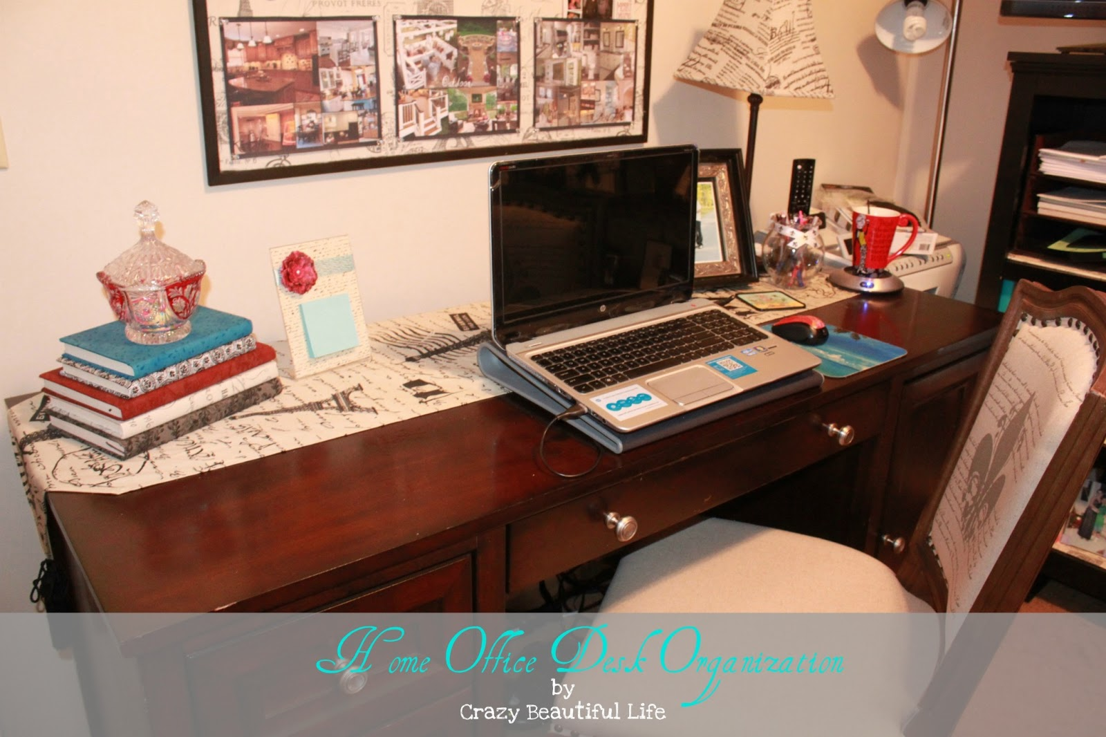 Creative Already Have A Desk Look Around To Your Walls And Adding Wall Office
