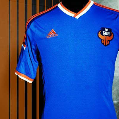FC Goa 2015 Team Jersey or T-shirt