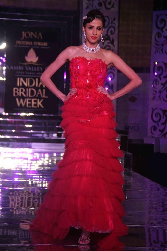 Aamby Vallery India Bridal Week 2011 Jyotsna Tiwari