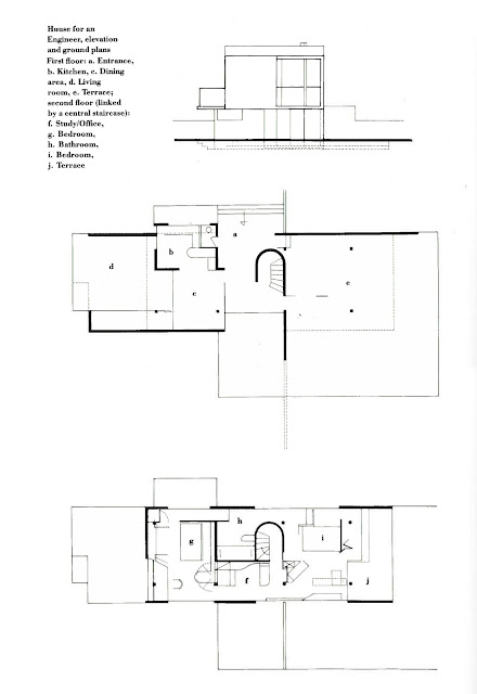 eileen gray e1027 floor plan - photo #8