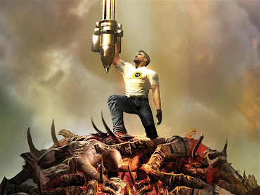 #8 Serious Sam Wallpaper