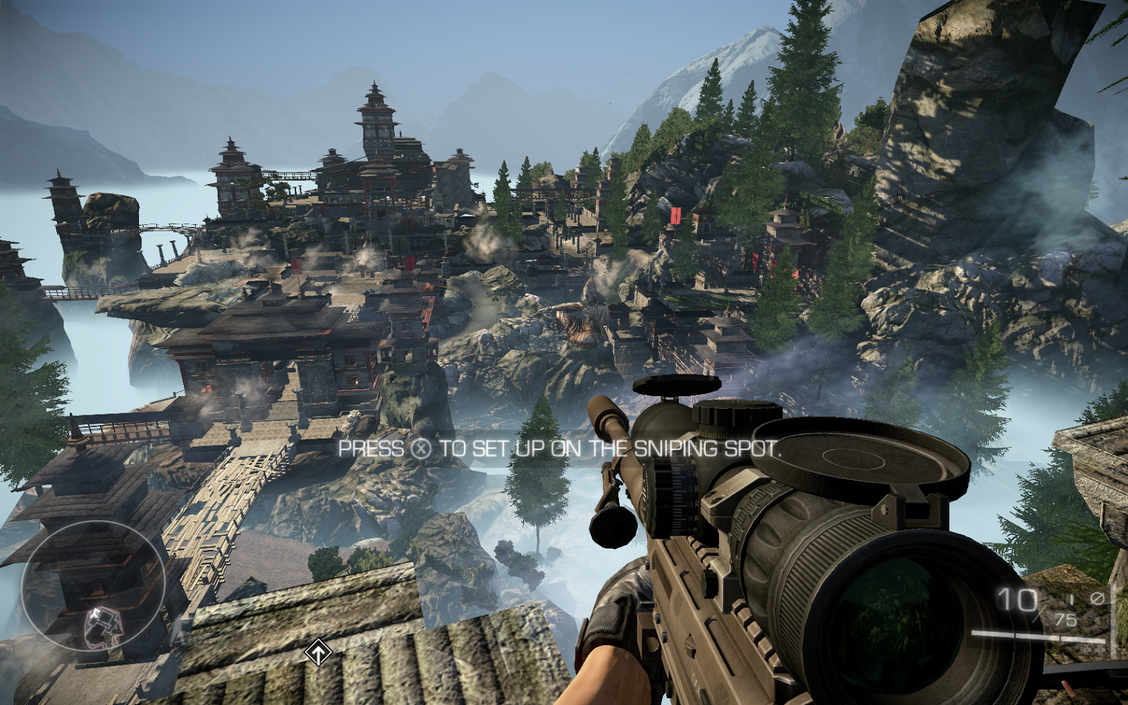 Sniper Ghost Warrior 2,System Requirements,Game FPS,Screenshot