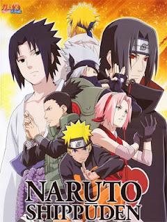Naruto Shippuden 256 Sub Español