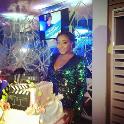 ini edo birthday party
