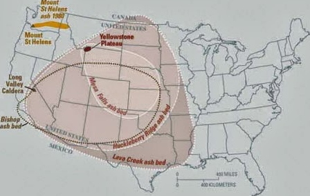 Yellowstone Supervolcano Alert - The Most Dangerous Volcano In America Is Roaring To Life