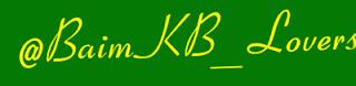 Follow Twitter Untuk Fans Baim Kangen Band
