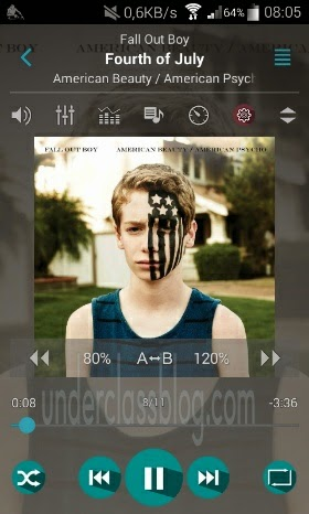 jetAudio Music Player Plus 5.1.0 Mod Android L Style APK