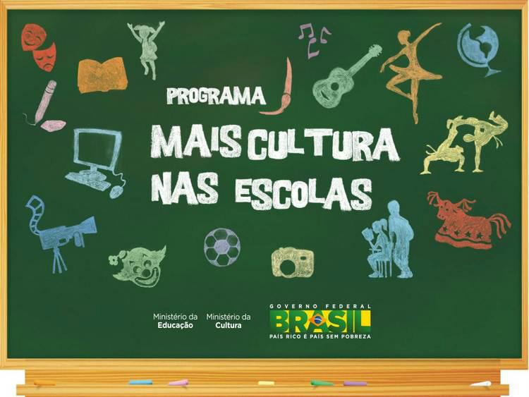 Objetivos do Mais Cultura nas Escolas