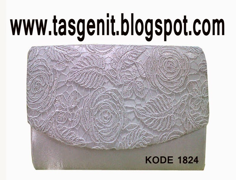 tas pesta cantik, tas pesta putih, tas pengantin, clutch bag model terbaru