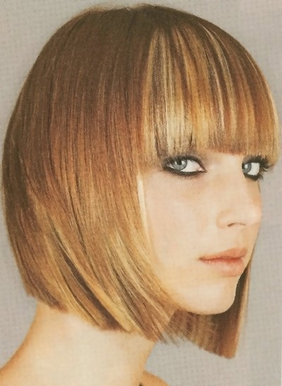 Little Girls Bob Haircut With Bangs Bob Haircut With Bangs Bob