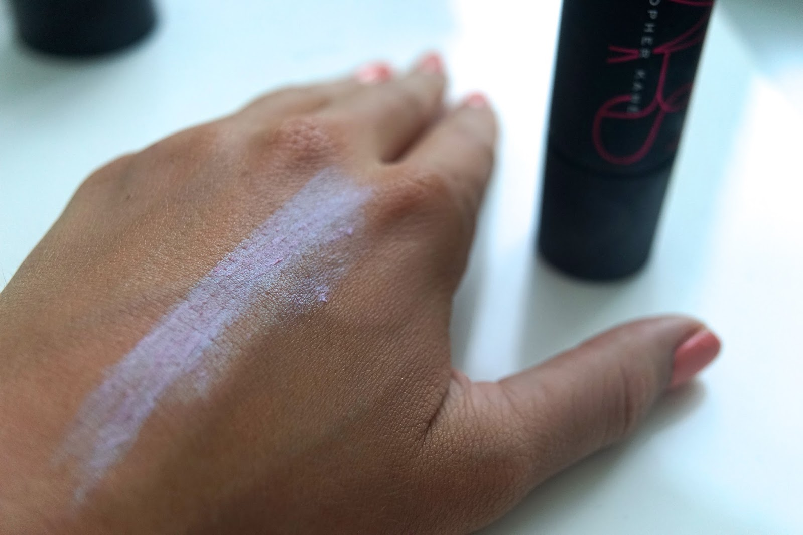 Christopher Kane Violet Atom Illuminating Multiple swatch