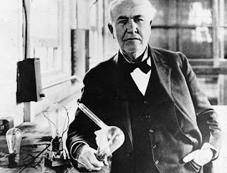 Inspirational and Motivational Quotes From Thomas Edison