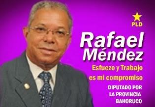 DIPUTADO RAFAEL MENDEZ