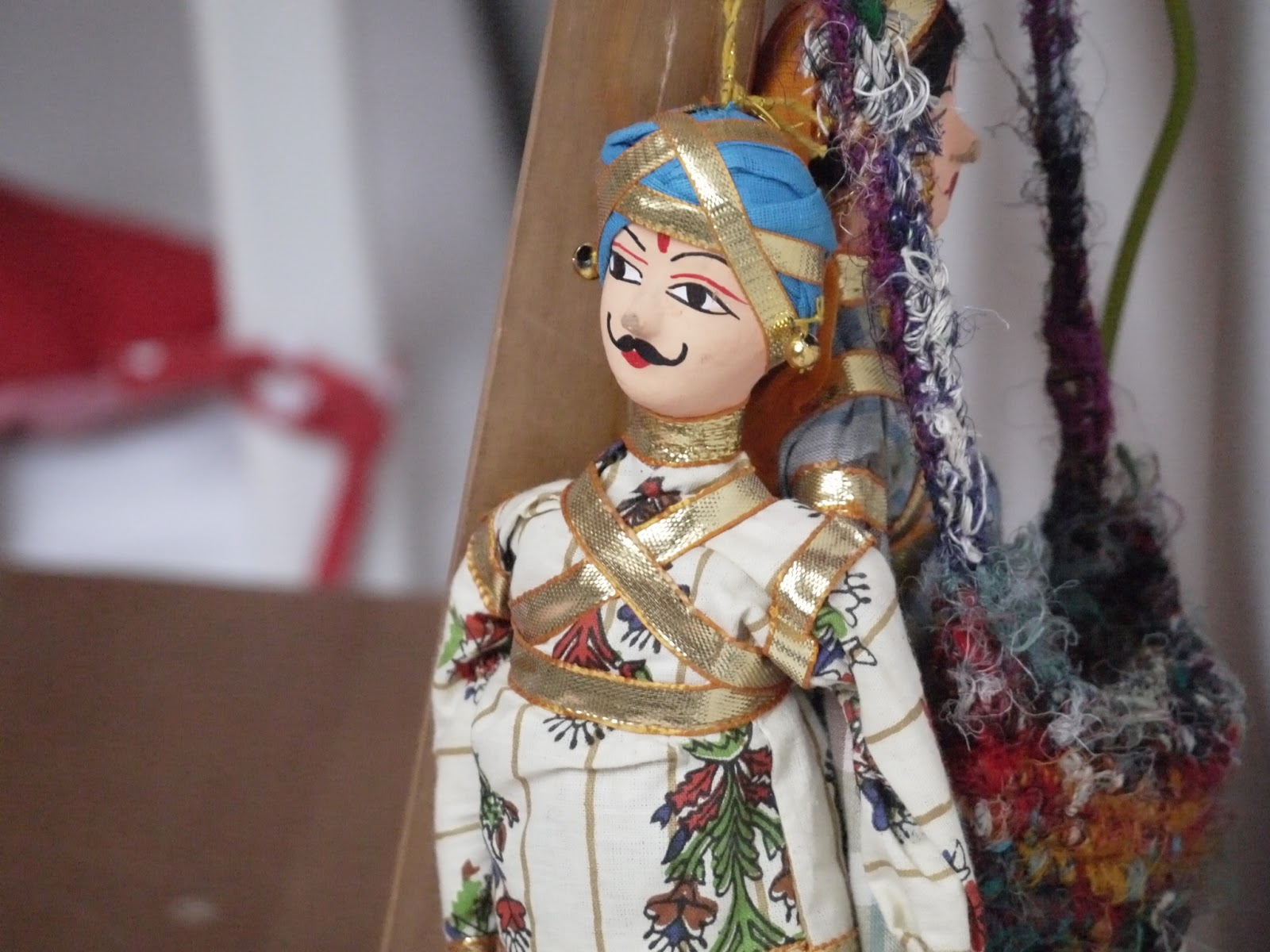 poupée indienne