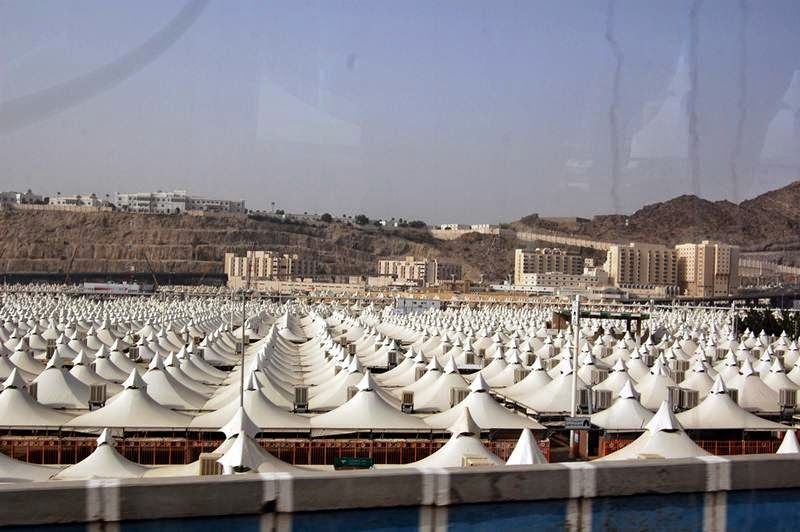 Download image Tent City Mina Saudi Arabia PC, Android, iPhone and