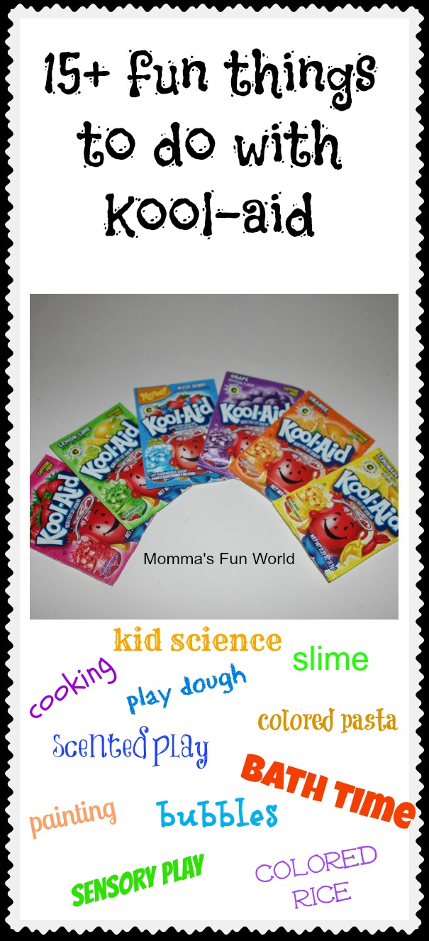 momma s fun world science experiments for kids using kool aid 15 things to do kool aid