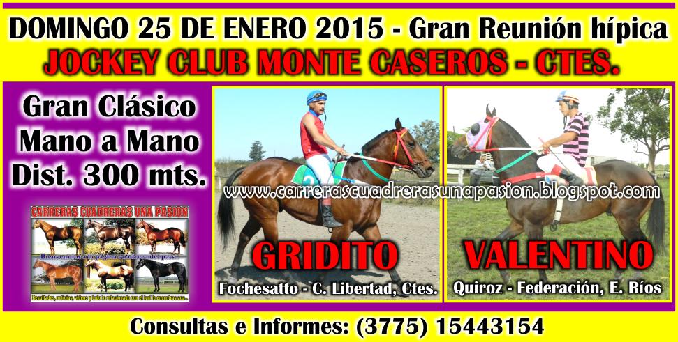 M. CASEROS - CLASICO 300