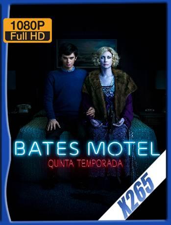 Bates Motel Temporada 1,2,3,4,5 (2013) x265 [Latino] [GoogleDrive] [RangerRojo]