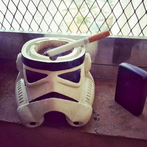 Cenicero Stormtrooper