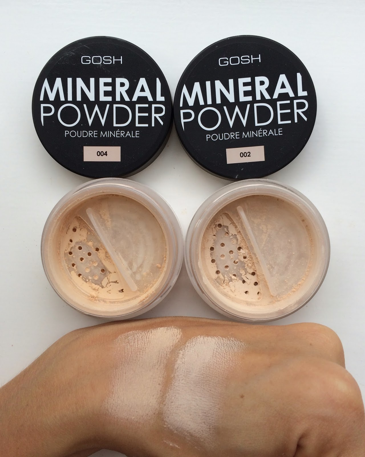 gosh-mineral-powder-review-2014-ivory-natural-swatches-on-skin