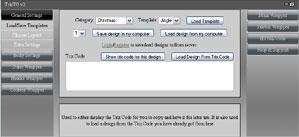 Blogger Template Generator