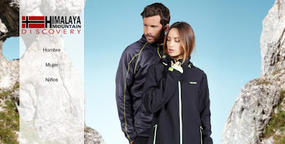 Ropa abrigo Himalaya