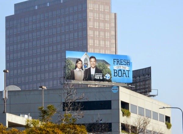 Fresh Off the Boat billboard