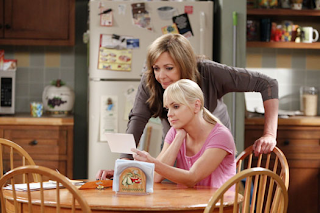 Mom - Episode 2.01 - Hepatitis and Lemon Zest - Press Release