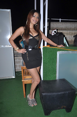 pooja mishra from a party for peta photo gallery