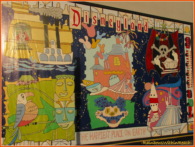 photo of: Disneyland Bulletin Board (from Bulletin Board RoundUP via RainbowsWithinReach)