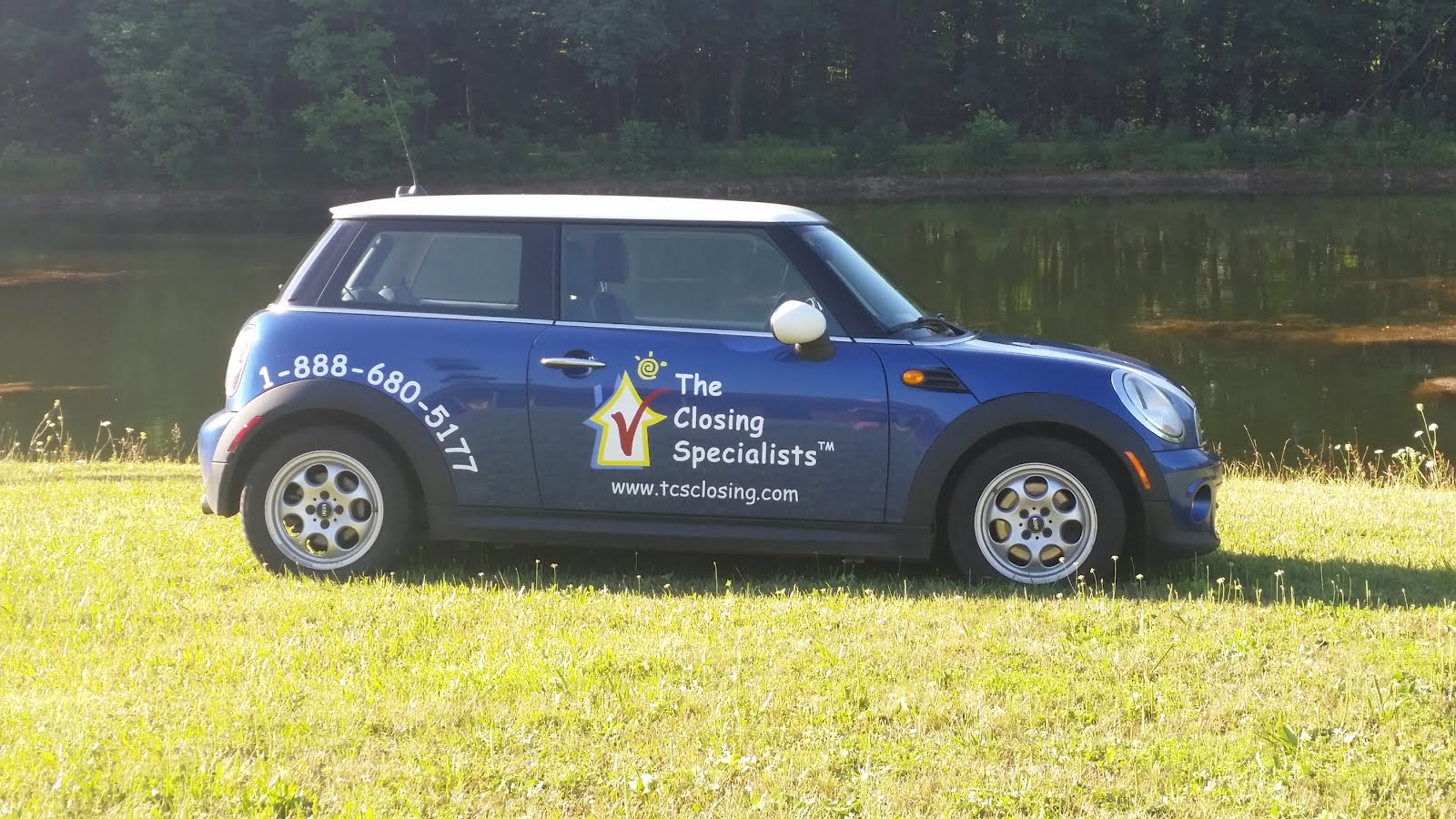 How do you like our Mini Cooper?