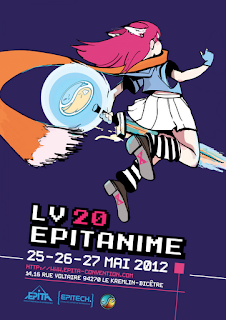 affiche epita convention