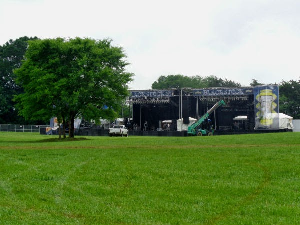 Blackstock Music Festival Main Stages, Blackstock, S.C.