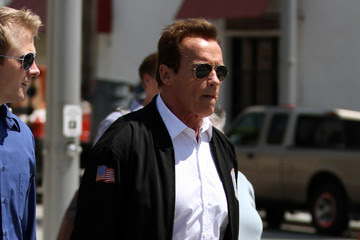 Arnold Schwarzenegger 2012 Wallppers