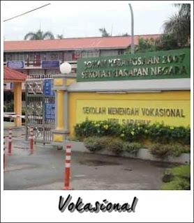 Vokasional Teknik Sekolah Menengah Vokasional Miri, Sarawak