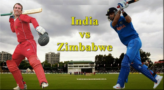 India- Zimbabwe Cricket Series 3 ODIs & 2 T20 From 10-19 July 2015|Ten Sports/Cricket