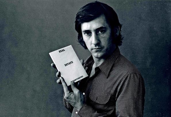 Ed Ruscha in 1970 Ed R...