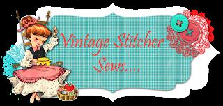 Vintage Stitcher Sews