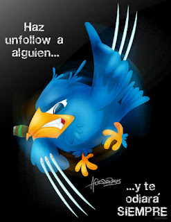El crimen del unfollow