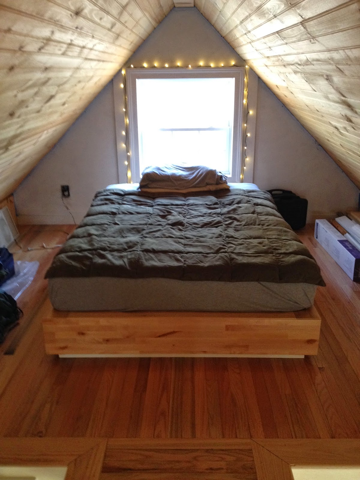 The New England Cabin Project