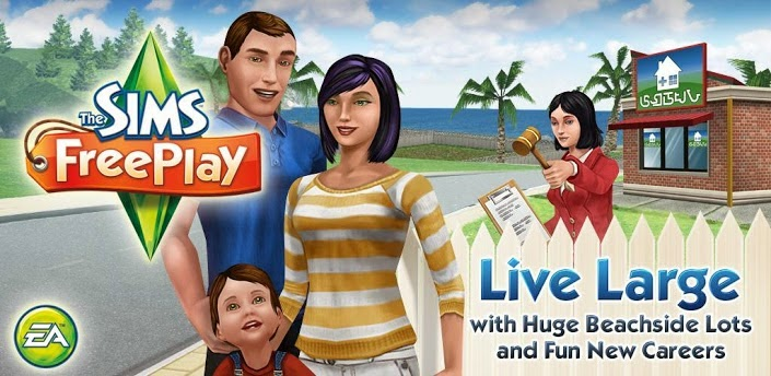 The Sims: FreePlay 2.9.7 MOD APK