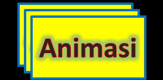 Animasi pembelajaran dan Video Belajar online
