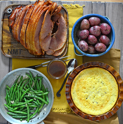 BGE ham, big green egg ham, kamado ham, grill dome ham,